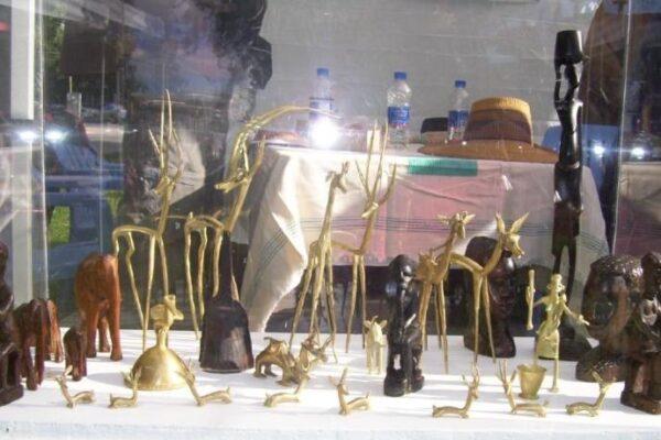 African art objects