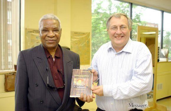 Nikowe Germain AMONI and Jean Bergeron